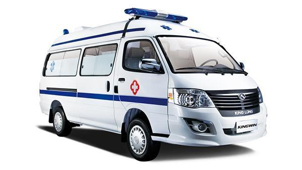 Furgoneta ambulancia Kingwin